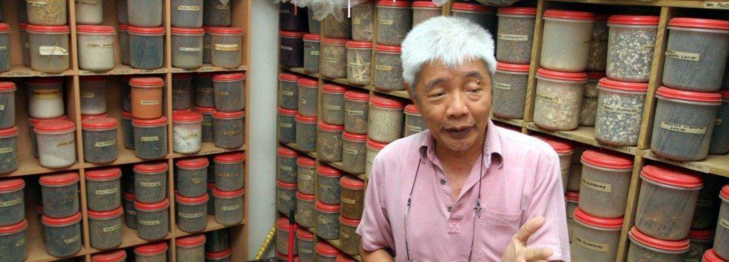 Prof Dr Chris K.H. Teo