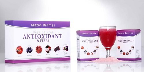 obat asam urat amazon berries