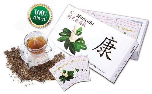 obat asam urat herbal K-Muricata