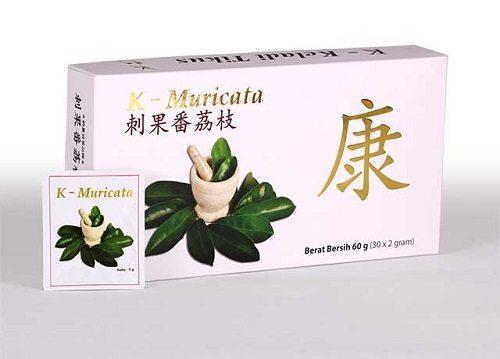 obat herbal diabetes melitus K-Muricata