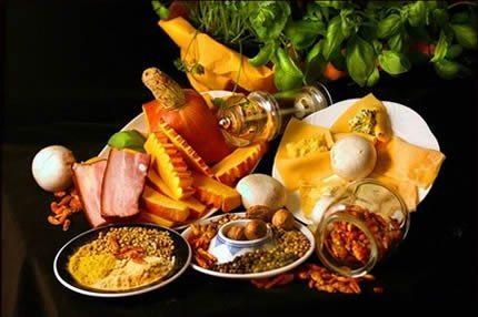 jenis makanan kolesterol tinggi