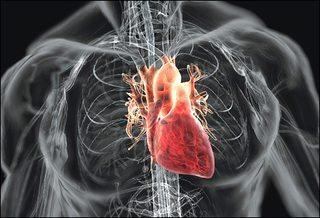 jantung lemah