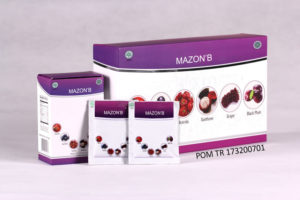 Obat herbal gagal ginjal Mazon B