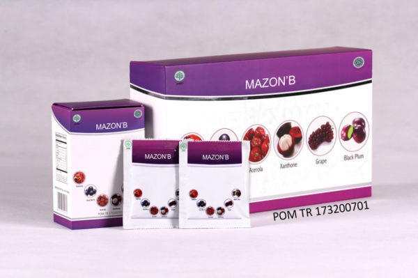 Obat Herbal Kolestrol Mazon B