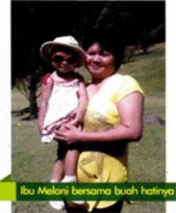 Ibu Melani-Mioma