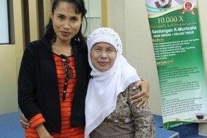 Ibu Rahma Ternate-Kanker Payudara