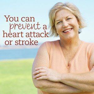 tips mencegah serangan jantung dan stroke