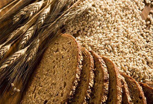 whole grain melawan limfoma
