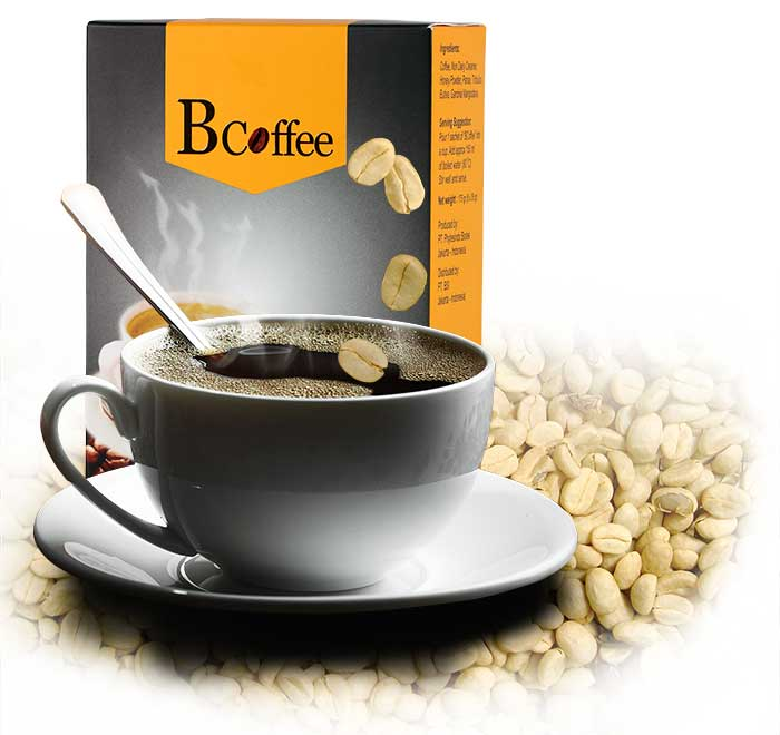 b-coffee herbal