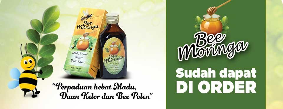 bee moringa herbal